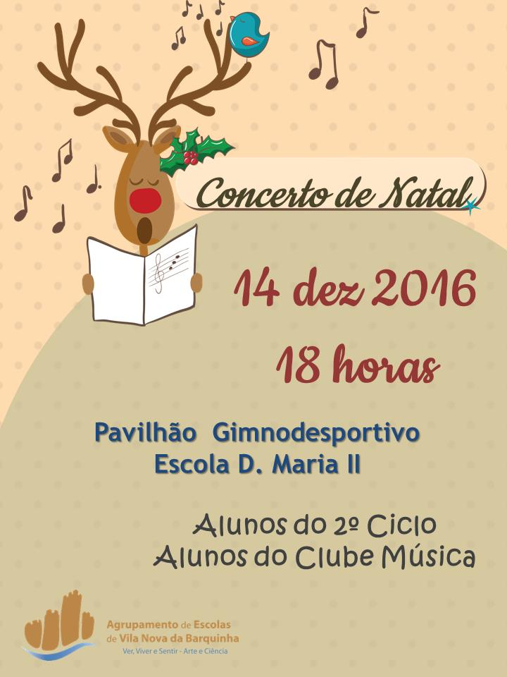 cartaz do concerto de musica2016
